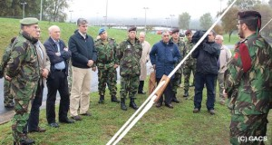 Luís Cabral recomenda às autarquias que testem os seus planos de catástrofe