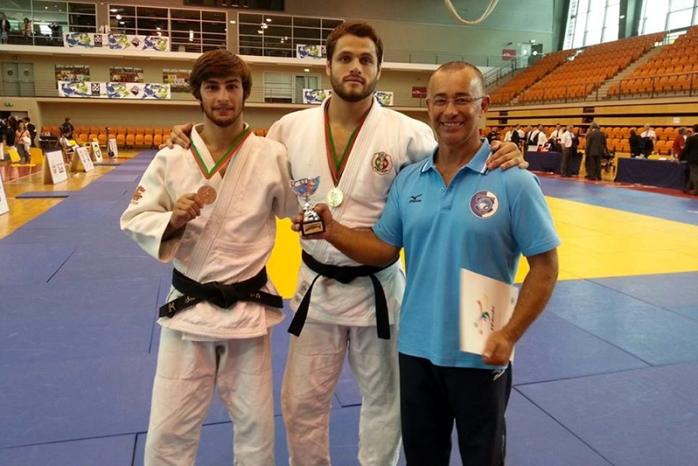 Tiago Rodrigues campeão do Torneio Internacional Kiyoshi Kobayashi