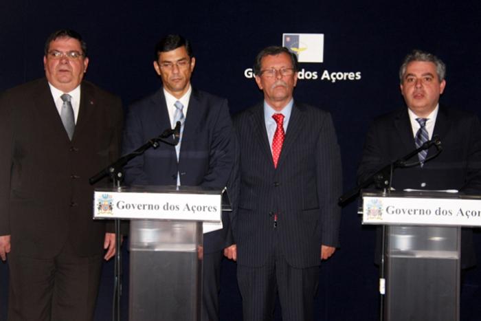 Governo dos Açores e CGTP-IN/Açores celebram acordos de trabalho que constituem um marco histórico