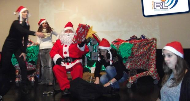 Crianças da Santa Casa da Misericórdia de Velas celebram o Natal (c/audio)