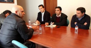 Grupo Parlamentar do PS/A analisa programas de apoio às empresas São Jorge (c/audio)