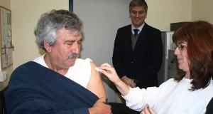 Secretário Regional da Saúde apela à vacinação contra a gripe