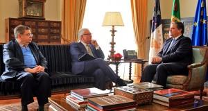 Presidente do Governo Regional espera que novos órgãos sociais da FLAD realcem importância dos Açores