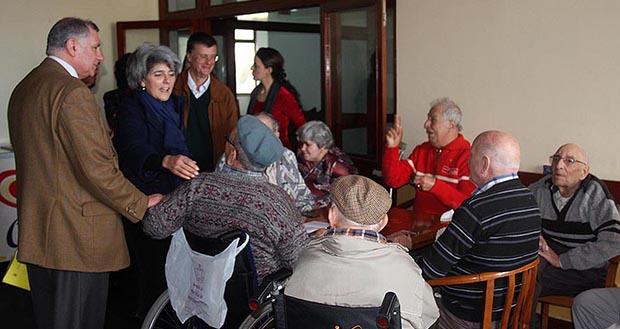 Apoio a instituições de solidariedade social vão ter em conta diferenciação de cuidados por utente, afirma Piedade Lalanda