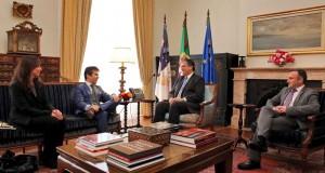 Açores querem ser referência nacional no turismo náutico, afirma Presidente do Governo