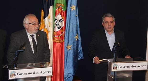 Governo dos Açores quer horário de 35 horas para todos os seus trabalhadores até final de março, anuncia Sérgio Ávila