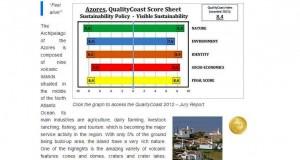 Destino Açores nomeado para prémio internacional de inovação e turismo sustentável
