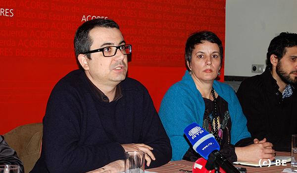 Paulo Mendes e Lúcia Arruda assumem coordenação do BE e traçam rumo político