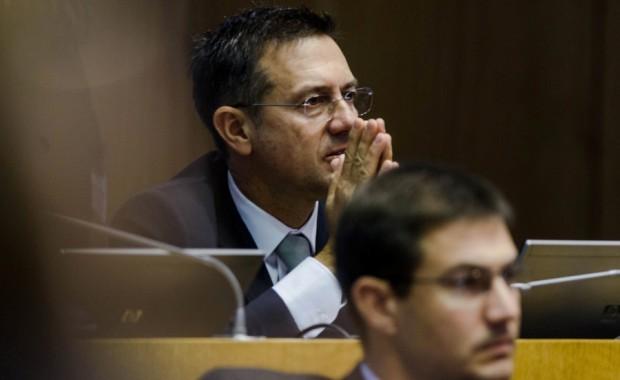 Deputados do PS não apresentam declaração obrigatória por lei, de acordo com Joaquim Machado