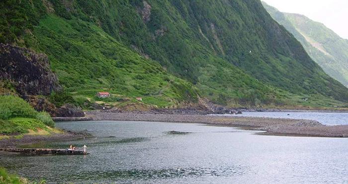 Governo dos Açores promove melhorias no acesso à Fajã da Caldeira de Santo Cristo, em S. Jorge