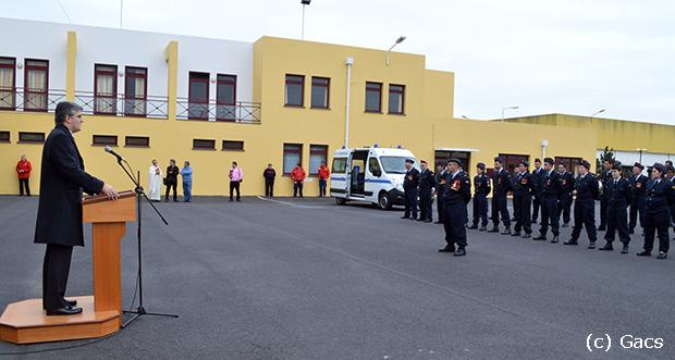 Governo reforça equipamentos e pessoal nas corporações de bombeiros da Região