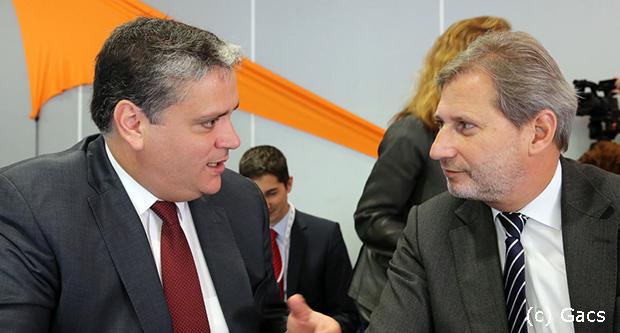 Vasco Cordeiro quer rápida aprovação dos regulamentos dos próximos fundos europeus