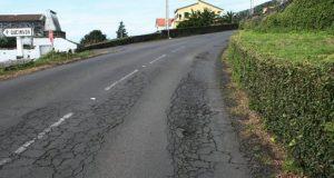CDU S.Jorge preocupada com encerramento temporário do troço da estrada entre a Ribeira do Almeida e o Aeroporto