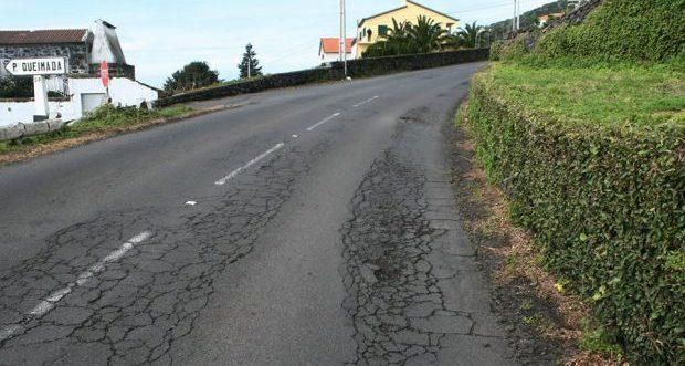Governo dos Açores lança reabilitação da estrada entre o Aeroporto e a Ribeira do Almeida