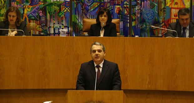 Sérgio Ávila anuncia lançamento do concurso para a criação da Marca Açores