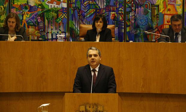 Assiste-se nos Açores a uma retoma do investimento privado, afirma Sérgio Ávila