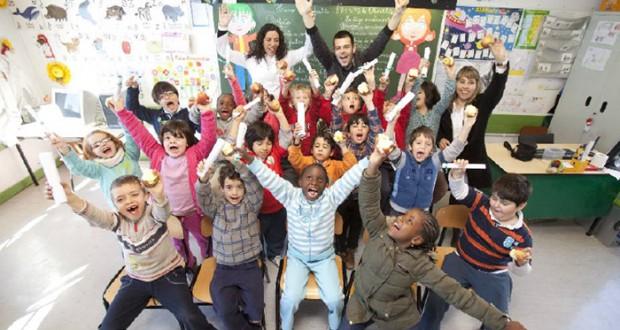 Projeto «Heróis da Fruta» incentiva crianças a comerem mais fruta