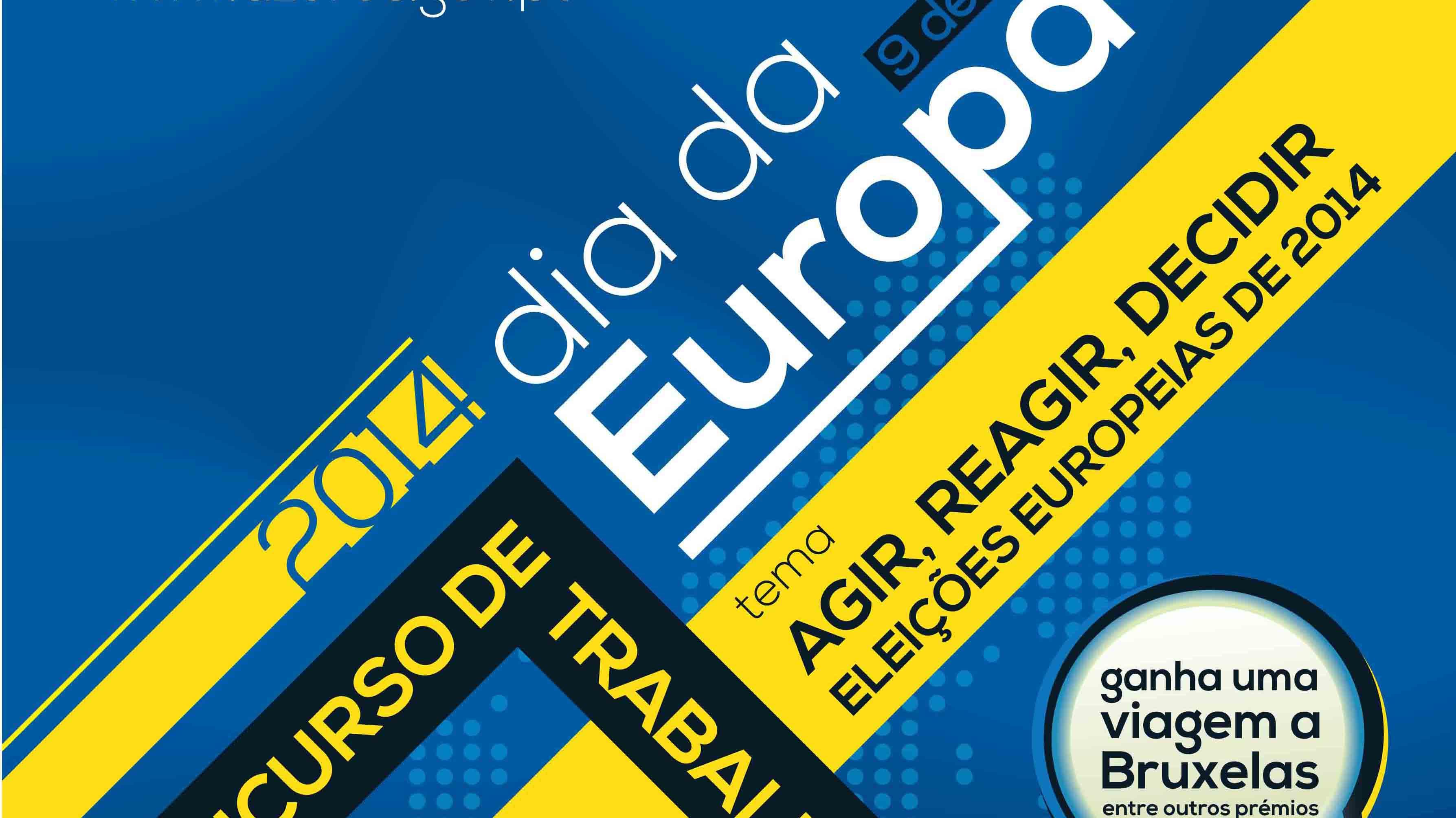Governo dos Açores promove concurso sobre o Dia da Europa