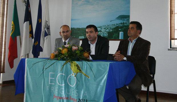 """Diretor Regional do Ambiente destaca resultados """"extremamente positivos"""" do concurso ECO Freguesia, Freguesia Limpa"""