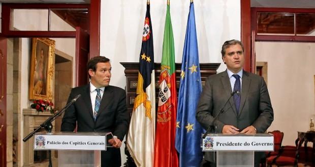 Presidente do Governo confiante na importância de 'hub' logístico para a economia dos Açores