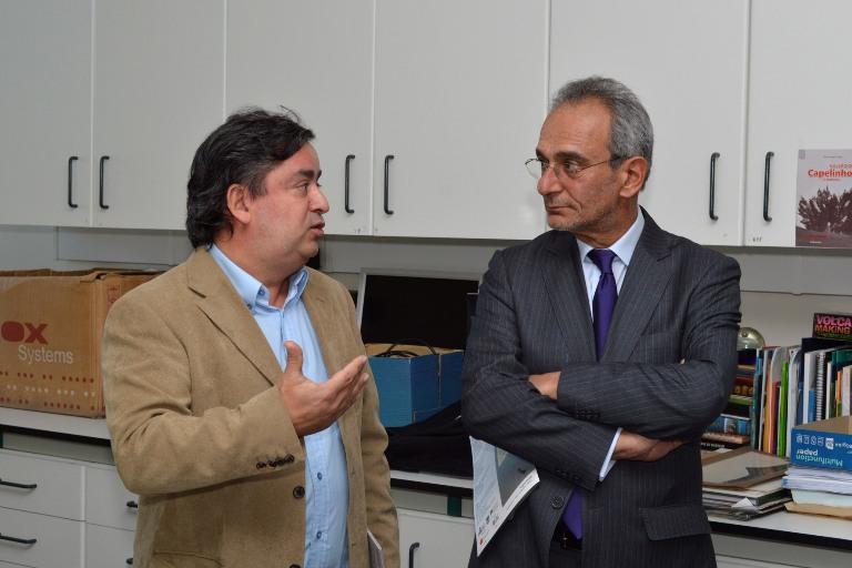 II Jornadas Científicas dos Açores vão ter lugar em junho, anuncia Luiz Fagundes Duarte