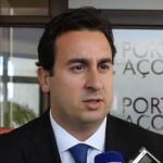 """""""Um governo do PSD nos Açores seria igual ou pior ao Governo do PSD de Pedro Passos Coelho"""", refere Berto Messias"""