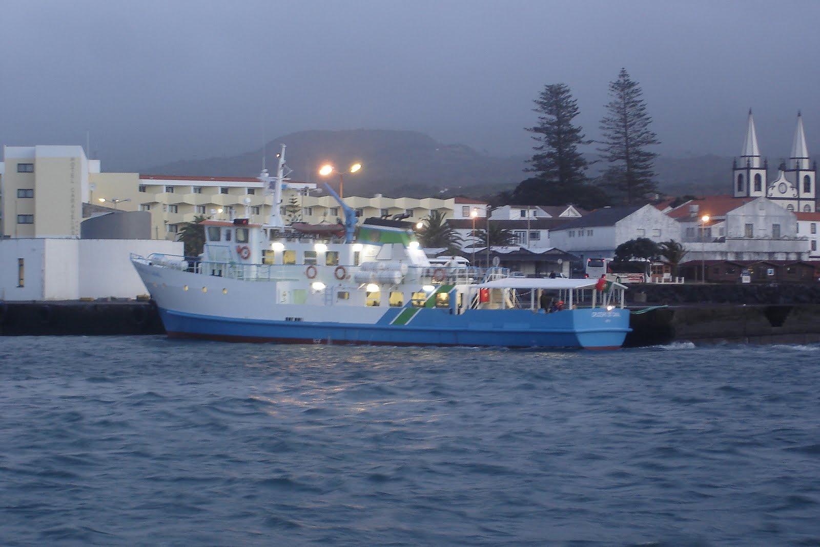 Vítor Fraga anuncia criação de passe marítimo entre Madalena e Horta que permite poupar 350 euros por ano
