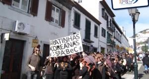 Desfile de Carnaval animou as ruas das Velas