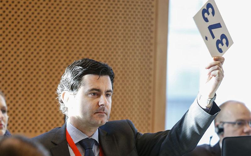 Parceria de Comércio entre UE e EUA reforça importância dos Açores no espaço Atlântico, defende Rodrigo Oliveira