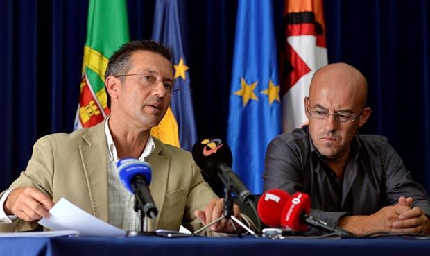 """TSD apelam a """"diálogo concertado"""" entre governos sobre Base das Lajes"""