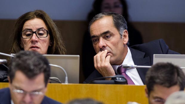 """Fernando Nascimento """"não tem condições"""" para continuar na Portos dos Açores, considera Jorge Macedo"""