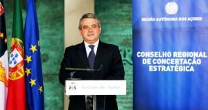 Está criado um consenso importante sobre a estratégia de desenvolvimento dos Açores, afirma Sérgio Ávila