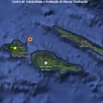 Sismo de magnitude 4.3 sentido no Faial, Pico e S. Jorge