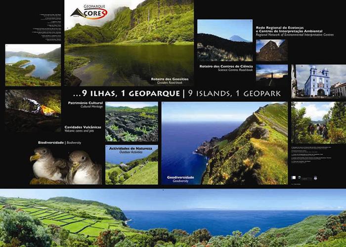 Casa do Parque e Ecomuseu de S.Jorge recebeu Workshop sobre o Geoparque Açores (c/audio)