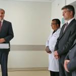 Vasco Cordeiro destaca investimento na melhoria dos cuidados de Saúde prestados aos Açorianos