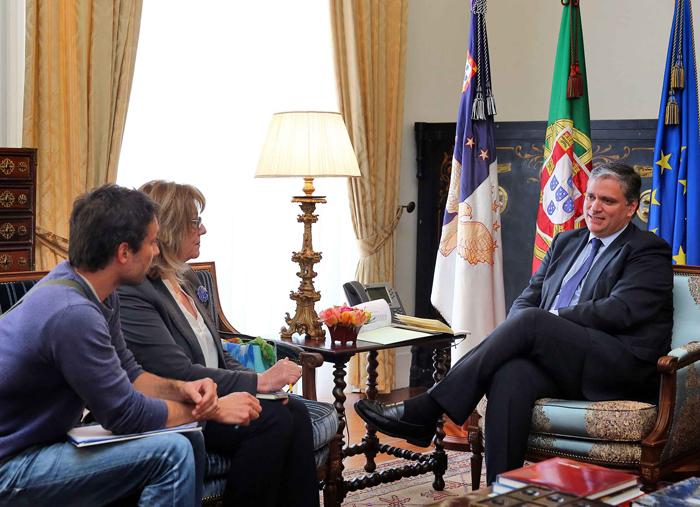 Vasco Cordeiro realiza ronda de audições sobre o futuro do serviço público de rádio e televisão