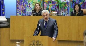 PS utiliza fundos comunitários para criar dependência social e económica, acusou Artur Lima