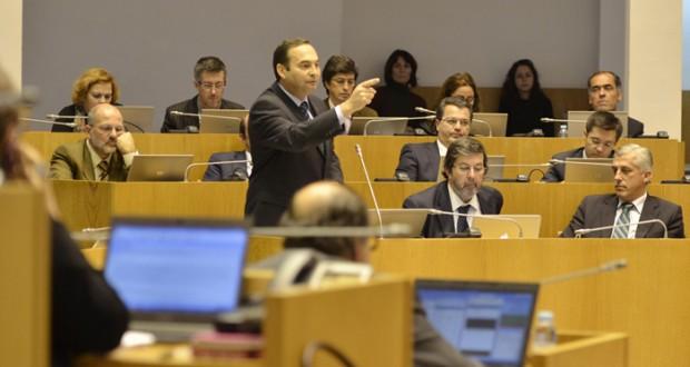 O Programa Operacional reconhece os fracassos dos governos regionais socialistas