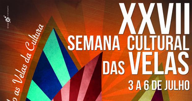 Apresentado o cartaz da XXVII Semana Cultural das Velas