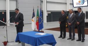 Vasco Cordeiro inaugura Centro de Processamento de Resíduos de São Jorge