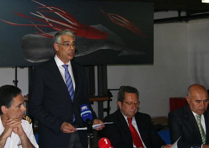 Luis Neto Viveiros destaca importância do POPA para a sustentabilidade e a imagem da Pesca nos Açores