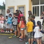 Crianças do ATL da Misericórdia das Velas visitam igrejas e ermidas da Vila