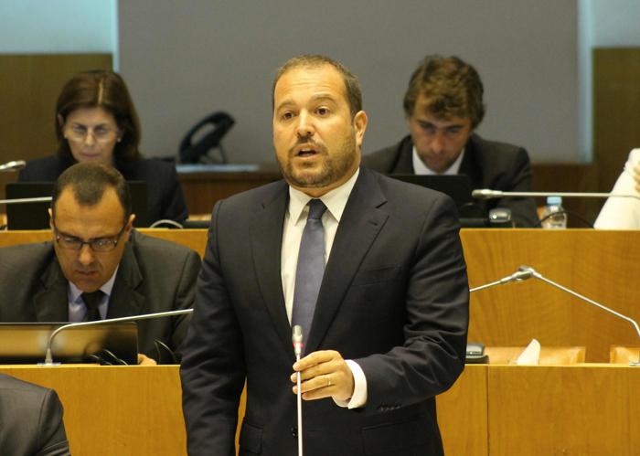 """""""O Partido Socialista tem uma visão clara sobre o futuro da Sata"""", assegurou Francisco César"""