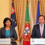 Vítor Fraga manifesta disponibilidade do Governo para cooperar com Cabo Verde
