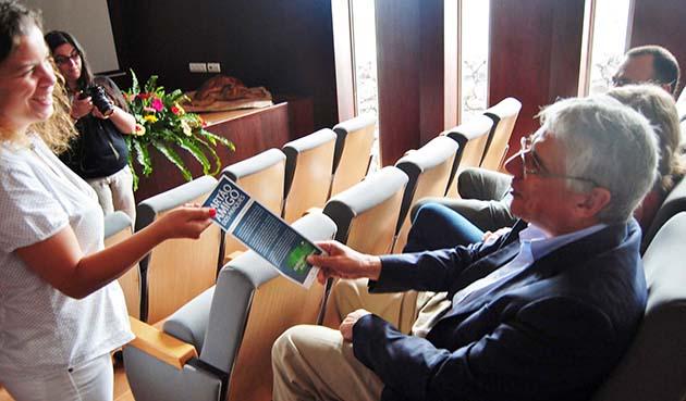 """Luís Neto Viveiros afirma na apresentação do programa """"Parceiro para o Desenvolvimento Sustentável"""" que """"juntos, conseguimos mais e melhor"""""""
