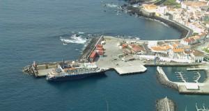 Portos dos Açores, S.A. adjudica empreitadas em S.Jorge e Terceira superiores a 19 milhões de euros
