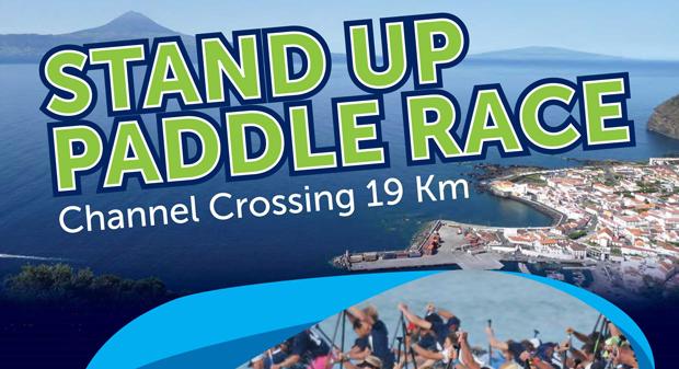 Travessia de Stand Up Paddle São Jorge – Pico realiza-se este sábado