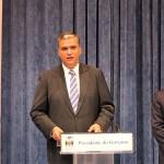 Vasco Cordeiro anuncia tarifas máximas de 134 euros para o Continente