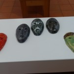 """Museu Francisco de Lacerda inaugura exposição """"Máscaras Cerâmicas"""""""