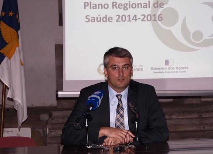 Plano Regional de Saúde vai fornecer dados por ilha, afirma Luís Cabral